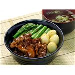 【2011年12月27日11時までのご注文は年内出荷】比内地鶏 焼き鳥丼の具 (2食入り×2セット)