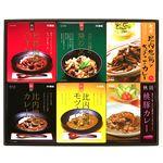 【2011年12月27日11時までのご注文は年内出荷】比内地鶏 カレーギフト 6種類セット