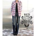 red pepper(レッドペッパー) レディース・デニム #5002 26