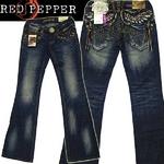 red pepper(レッドペッパー) レディース・デニム #5375 26