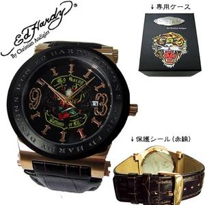 ed hardy(エドハーディー) 腕時計 メンズ/レディース【AD-RG0088】