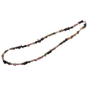 トルマリンマルチカラーネックレス (60cm)