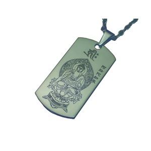 八尊仏チタンペンダント(戌)