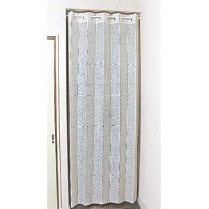 パタパタ間仕切りカーテン 日本製 幅98cmx長さ220cm
