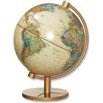 ステラノーバ地球儀28cm グローブ アンティーク