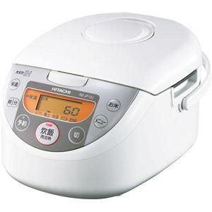 IHジャー炊飯器 RZ-JP10J(Wホワイト)