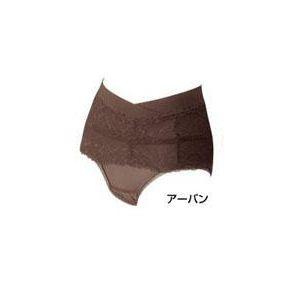 レース骨盤ベルト付ショーツ(ATSUGIアツギ) アーバンブラウン・L
