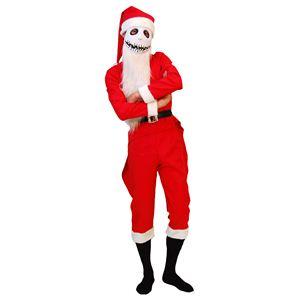 DISNEY(ディズニー) コスプレ THE NIGHTMARE BEFORE CHRISTMAS(ナイトメアー・ビフォア・クリスマス) Adult Santa Jack(サンタ ジャック) Stdサイズ