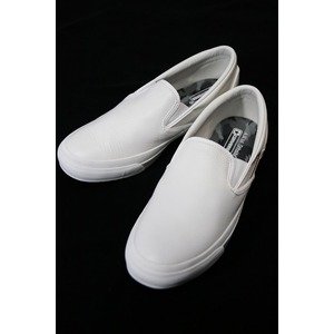 AKM×CONVERSE SKIDGRIP SLIP-ON WHITE サイズ26.5cm