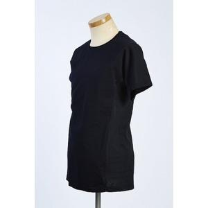 VADEL draping dolman crew-neck BLACK サイズ44