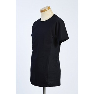 VADEL draping dolman crew-neck BLACK サイズ46