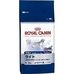 ROYAL CANIN(ロイヤルカナン) SHNマキシライト 4Kg (ドッグフード) 【ペット用品】