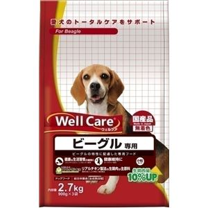 イースター ウェルC ビーグル専用 2.7Kg 【ペット用品】