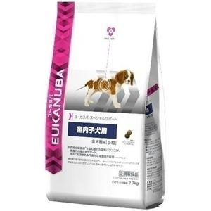 P&Gジャパン ユーカヌバスペシャルS室内子犬小粒2.7kg 【ペット用品】
