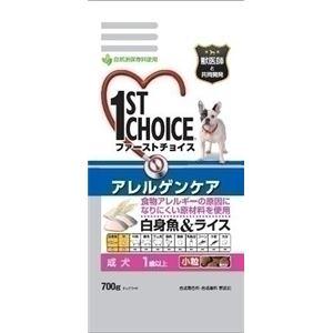 ニッケペットケア FC成犬用アレルゲンケア 白身魚 700g 【ペット用品】