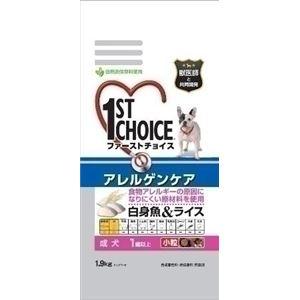 ニッケペットケア FC成犬用アレルゲンケア 白身魚1.9Kg 【ペット用品】