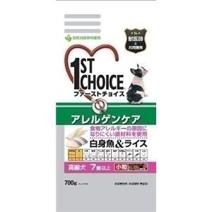 ニッケペットケア FC高齢犬用アレルゲンケア 白身魚 700g 【ペット用品】