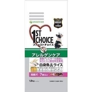 ニッケペットケア FC高齢犬用アレルゲンケア 白身魚1.9Kg 【ペット用品】