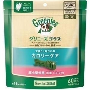 ニュートロジャパン グリニーズPカロリー超小犬1.3-4 60P 【ペット用品】