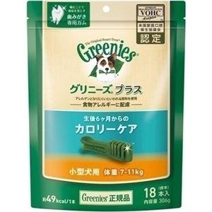 ニュートロジャパン グリニーズPカロリーC小型犬7-11 18P 【ペット用品】