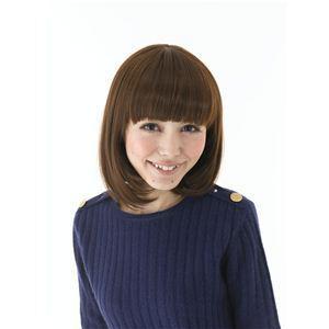前髪ウィッグ MA-5 ブラウン(耐熱)