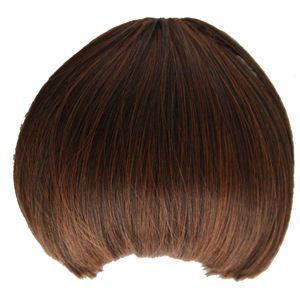 前髪ウィッグ MA-5 ナチュラルカシス(耐熱)