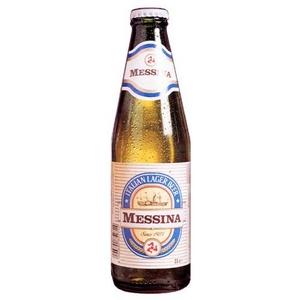 【海外ビール】 ビッラ メッシーナ 330ml×24本(1ケース)