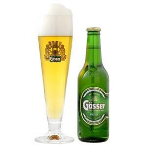 オーストリア【海外ビール】 ゲッサー ピルスナー 330ml 24本