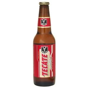 メキシコ【海外ビール】 テカテビール 瓶 355ml 24本入