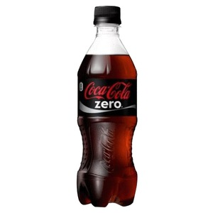 【飲料】コカ・コーラ ゼロ  シュガー Coca Cola Zero 500ml 1ケース(24本入)