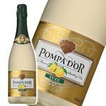【スパークリングワイン】 ポンパドール Pompa Do'r ゆず 750ml スパークリングワイン