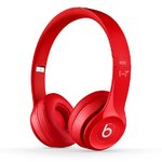 Beats by Dr. Dre  Solo2 オンイヤー・ヘッドフォン/レッド BT ON SOLO2 RED