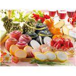 彩り豊かなフルーツシャーベット 10種類 計49個