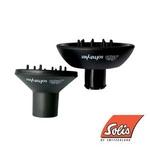 Solis(ソリス) ソフトスタイラー S ブラック (ドライヤー I311・315専用)