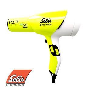 Solis(ソリス) ドライヤー IQ-7 426 スーパーライト レモン 【業務用】