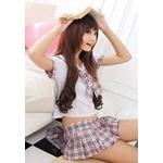コスプレ 2011新作 女子学生制服のコスチューム(4点入り) E059