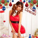 マサキ コスプレ クリスマス☆サンタクロースコスプレセットs012
