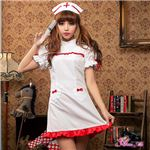 z1342 ナース 看護婦 コスプレ衣装 通販