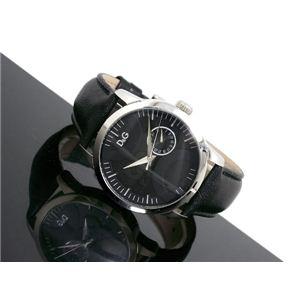 D&G(ディーアンドジー) 腕時計 TWIN TIP レディース DW0699