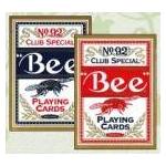 Bee(ビー) トランプ ポーカーサイズ 【レッド】
