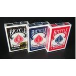 BICYCLE(バイスクル) トランプ ライダーバック ポーカーサイズ 【ブラック】