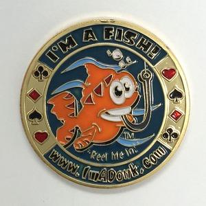 カードプロテクター「I'M A Fish」