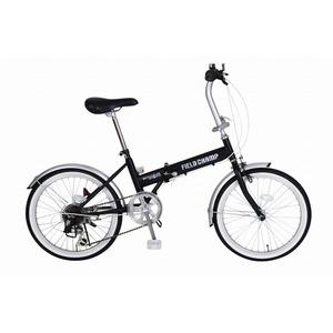 折畳み自転車 FIELD CHAMP FDB20 6S MG-FCP206