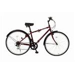 折畳み自転車 Classic Mimugo FDB700C 6S MG-CM700C