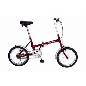 折畳み自転車 Classic Mimugo FDB16 MG-CM16