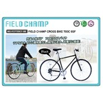 FIELD CHAMP CROSSBIKE700C6SF MG-FCP700CF-BK