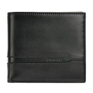 BVLGARI(ブルガリ) 36391 CALF/BLK 二つ折り財布