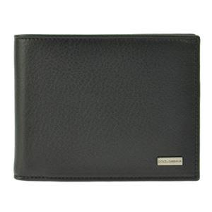 DOLCE&GABBANA(ドルチェ&ガッバーナ) BP0457-A1083/80999 二つ折り財布