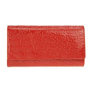 FOLLI FOLLIE(フォリフォリ) WA7L044SR/RED 長財布
