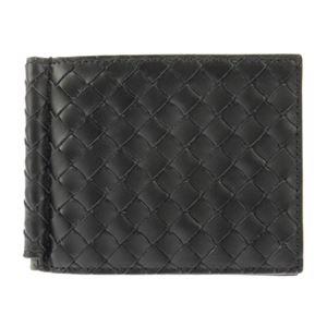 BOTTEGA VENETA (ボッテガベネタ) 123180-V4651/1000 二つ折り財布